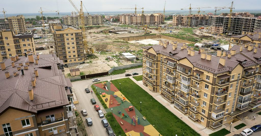Ростов на дону современные фото спальных районов